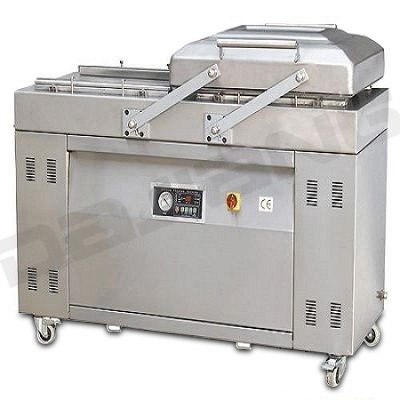 DZ-600-2SB DOUBLE CHAMBER VACUUM PACKAGING MACHINE