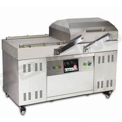 DZ-400-2SF DOUBLE CHAMBER VACUUM PACKAGING MACHINE