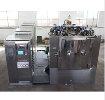 Sanitary ware vacuum coating machine\The bathroom sanitary ware coating machine
