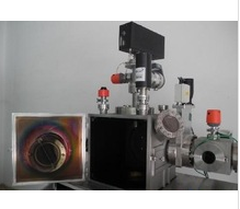 Experimental polysilicon thin film coating machine