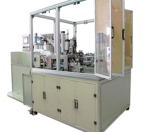 2600ml electronic industry special adhesive packing machine