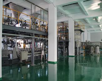 电子工业胶连续法生产线