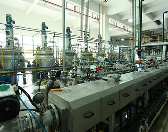 中性酮肟型硅酮密封胶连续法生产线
