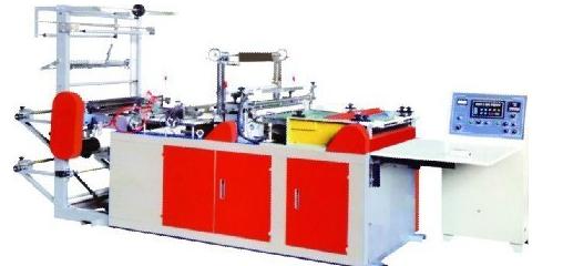 JM Model Multifunctional Side Sealing Bag-Making Machine