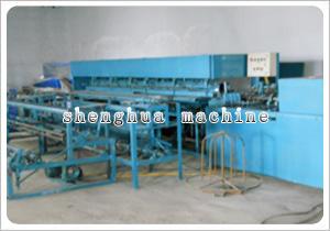 全自动菱形网机(机械型)
