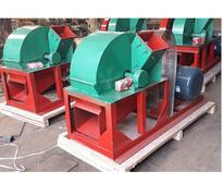 High efficiency professional electric wood chips making machine