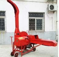 High output ensilage cutter/grass cutter machine
