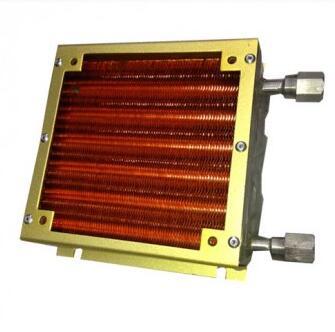 Laser System Heat Exchanger