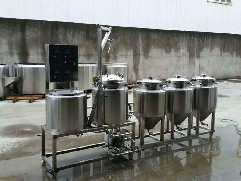 50L Home brew beer equipment