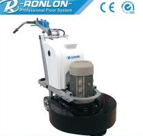R900 New modle save 40% time concrete floor grinder with vacuum