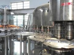 Automatic drinking water filling machine CGF24-24-8