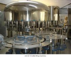 bottle filling machine CGF12-12-4