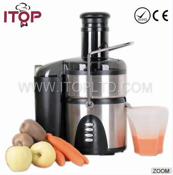 Industrial pineapple juice extractor machine