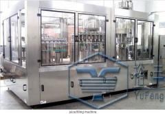 juice filling machine YFRG32-32-10