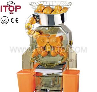 Juice extractor industrial machine