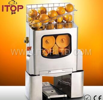 Citrus juice extractor machines