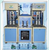 Samll plastic bottle making machine, 2 cavity bottle blowing machine