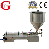 Semi-automatic Sauce Filling Machine