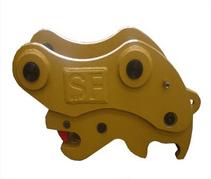 Excavator Attachments , Excavator Quick Hitch, Double Lock Quick Coupler