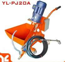 Plaster Putty Spray Pump Machine