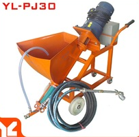Cement Stucco Spray Pump Machine YL-PJ30