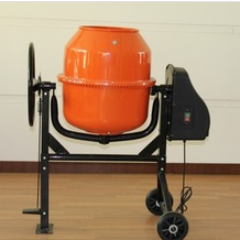 Overseas service available mini concrete mixer
