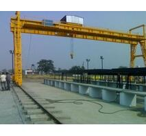 Heavy Duty Double Girder Gantry Crane with good price 20ton
