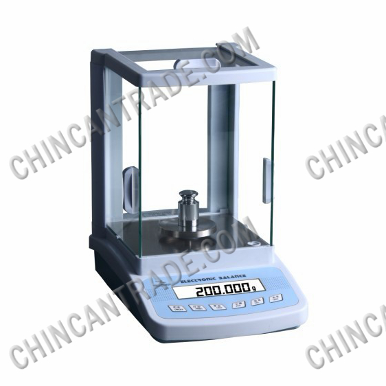 JA Series (1mg) Analytical Balance