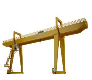 MG type European double girder gantry crane