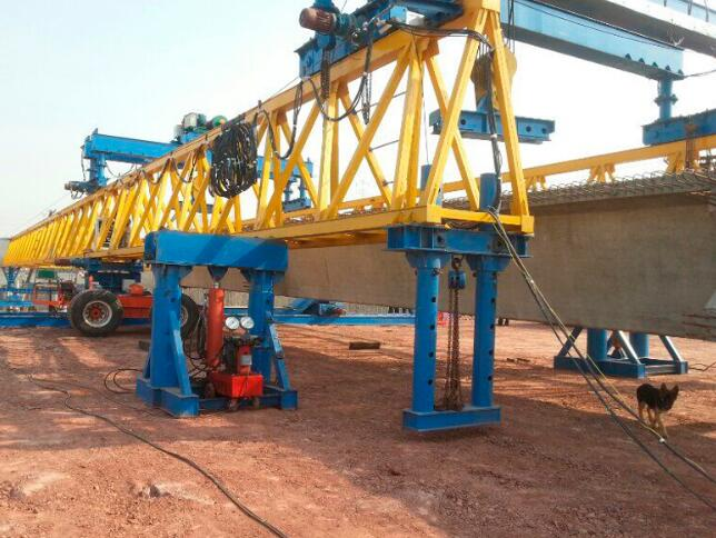 Steel Launching Gantry Crane