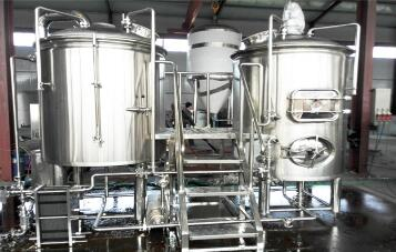 Craft brewery, home brewing equipment