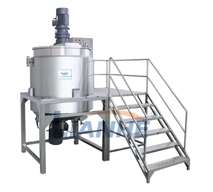 PMC Shampoo/Detergent Mixer Series-PMC Shampoo Processing Mixer