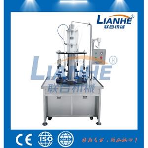 香水制造机成套设备-LH-旋转式香水灌装机