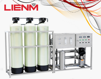 LM-RO-A reverse osmosis water purification unit (GRP barrel with softening unit)