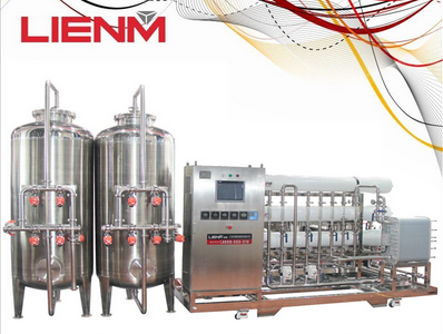 LM-RO-C automatic intelligent water treatment