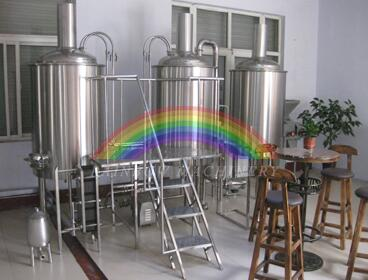 300L Brewhouse