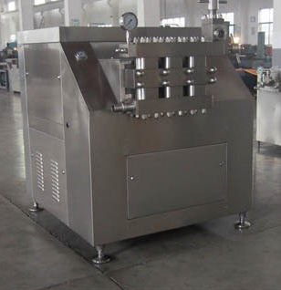 Big high pressure homogenizer
