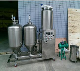 Micro beer brewery equipment
