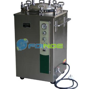 VERTICAL PRESSURE STEAM STERILIZER LS-B series