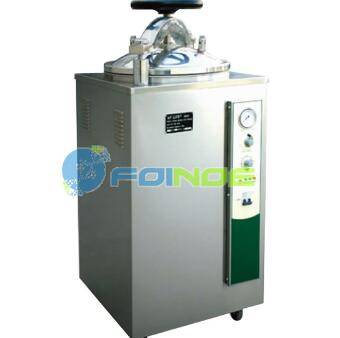 ELECTRIC-HEATED VERTICAL STEAM STERILIZE LS-B-I series