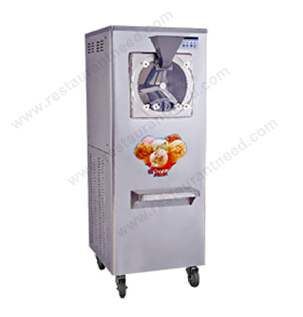 Refrigeration Equipment Fancooling China Commercial hard ice cream machine
