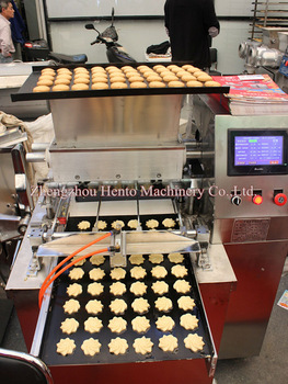 High Efficiency Cookies Molding Machine