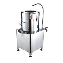 Vegetable Maker Automatic stainless steel Electric sweet Potato Peeling Machine