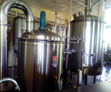 CE 500L brewing machine