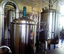 CE 500L brewing machine