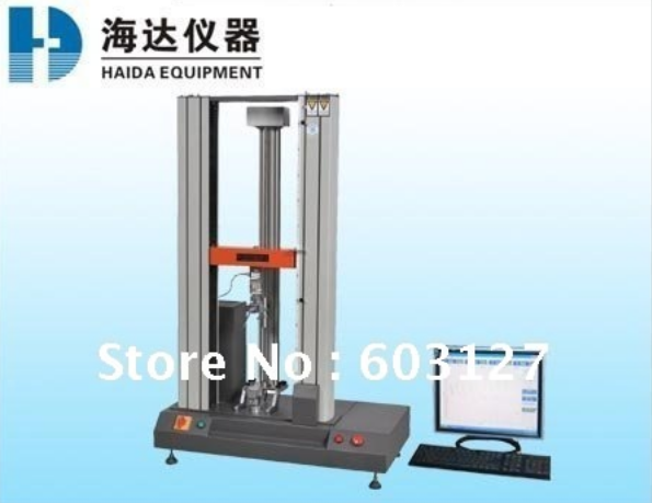 Mechanical Tensile Testing Machine , Electronic Tensile Strength Test Equipment