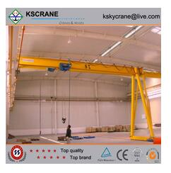 Semi Portal Bridge Crane