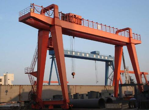 Double-Girder Gantry Crane