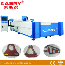 cnc laser cutting machine for cutting metal tube