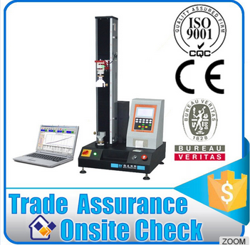 Tensile Strength Testing Machine/Universal Tensile Tester/Tensile Tester